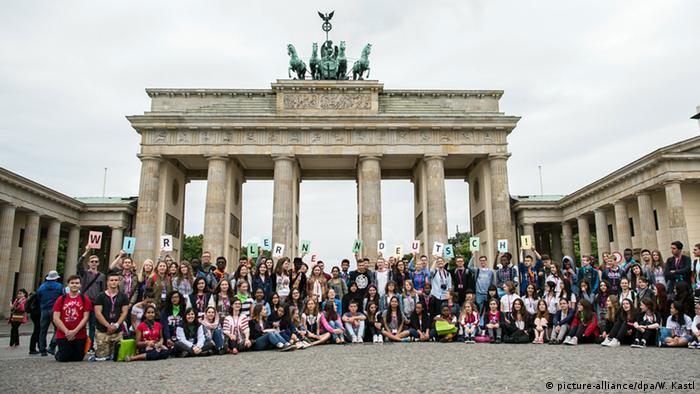 Berlin - Deutscholympiade