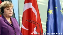 Angela Merkel Türkei Reaktion EU (picture-alliance/dpa/W.Kumm)