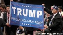 Cleveland Parteitag der Republikaner