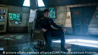 Star Trek Beyond Chris Pine, Copyright: picture-alliance/ZUMA Press/Paramount Pictures