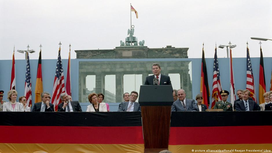 Berlin gets unwanted Ronald Reagan statue
