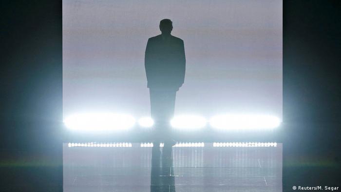USA Cleveland Parteitag der Republikaner Donald Trump