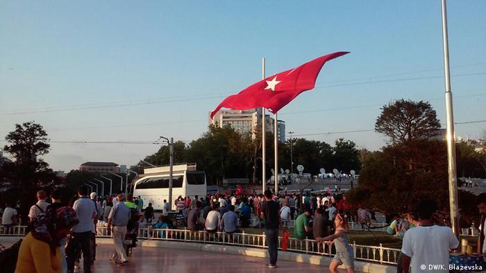 Türkei Istanbul Putschversuch