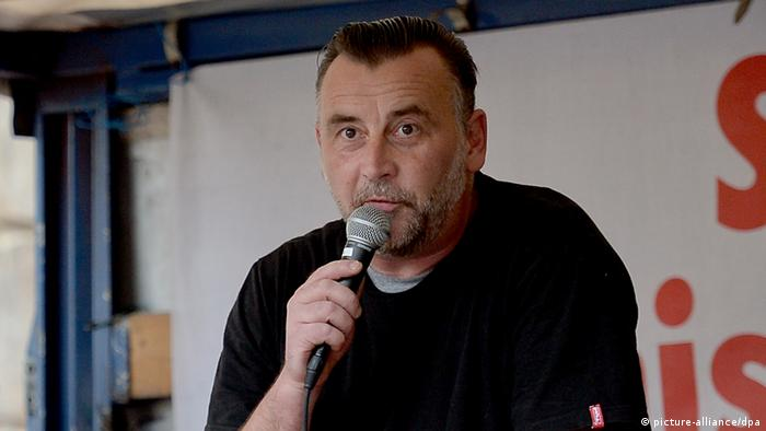 PEGIDA founder Lutz Bachman (picture-alliance/dpa)