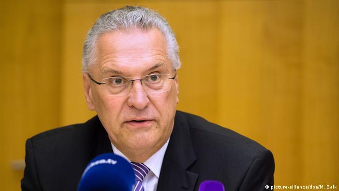 Deutschland Joachim Herrmann Innenminister Bayern