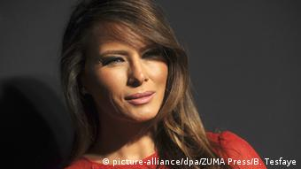 USA Melania Trump in New York