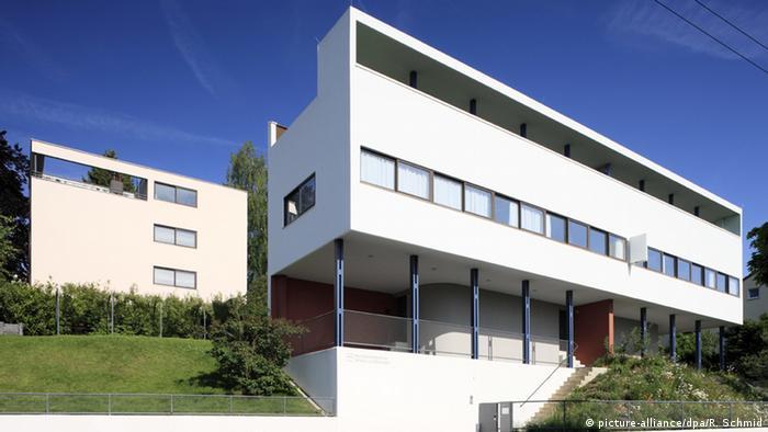 Weissenhof Estate in Stuttgart, Germany