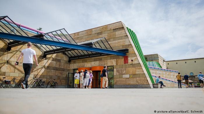 The Staatsgalerie in Stuttgart, Germany