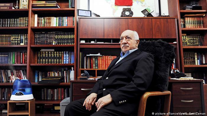 Фетхуллах Гюлен в къщата му в Пенсилвания, САЩ