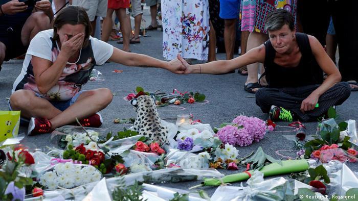 El ataque dejó 86 muertos y unos 450 heridos