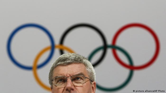 IOC vor historischer Entscheidung
