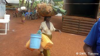 Tansania - Flüchtlinge aus Burundi