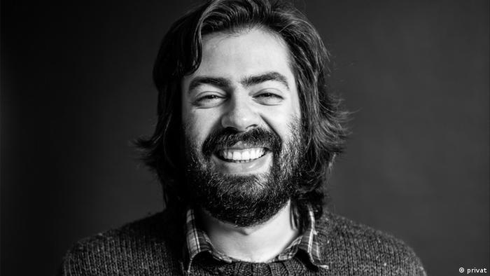 Journalist - Mehmet Atakan Foca (privat)