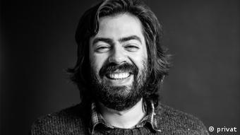 Teyit.org kurucusu gazeteci Mehmet Atakan Foça