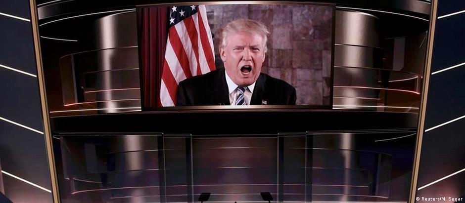EUA: Convenção republicana oscila entre rebelião e pragmatismo