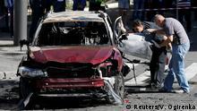Ukraine Journalist Pawel Scheremt bei Explosion getötet
