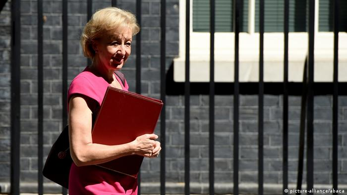 Andrea Leadsom (picture-alliance/abaca)