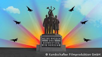 Filmplakat des Dokumentarfilms Meine Brüder und Schwestern im Norden (Foto: Kundschafter Filmproduktion GmbH)