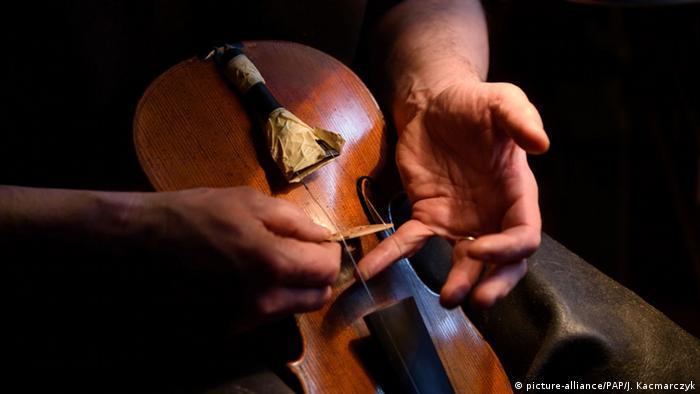 Beruf Geigenbauer