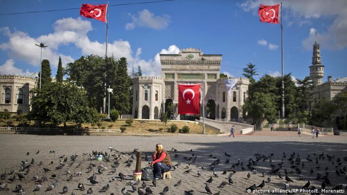 Türkei Universität von Istanbul