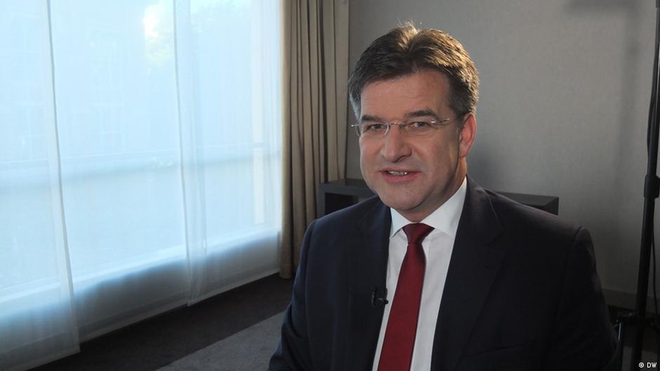 Slovak Foreign Minister Miroslav Lajcak: 'Our people haven't been exposed to Muslims and they're frightened'