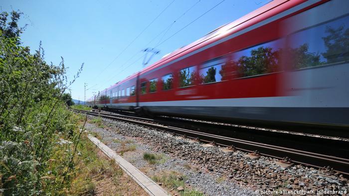 Bayern Attacke in Regionalzug bei Würzburg-Heidingsfeld Symbolbild