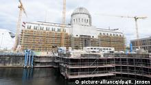 Deutschland Baustelle Berliner Stadtschloss Humboldt Forum