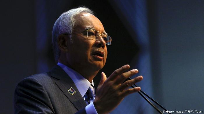 Malaysia - Premierminister Najib Razak