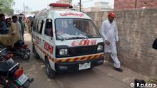 Pakistan - Ehrenmord an Qandeel Baloch.