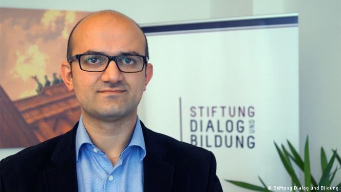 Diyalog ve Eğitim Vakfı Başkanı Ercan Karakoyun