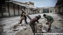 Syrien Aleppo Rebellen (picture-alliance/ZUMAPRESS)