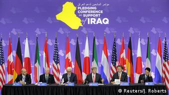 Washington - Irak Geberkonferenz
