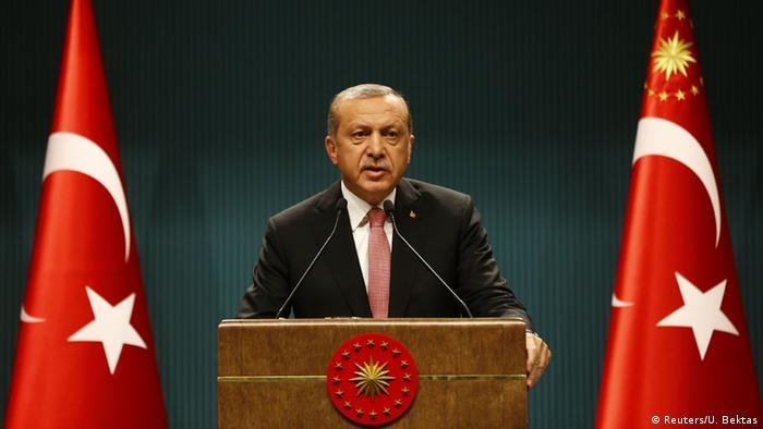 Türkei Ansprache Erdogan