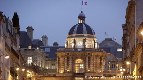 Frankreich Senat (picture alliance/IP3 PRESS/MAXPPP)