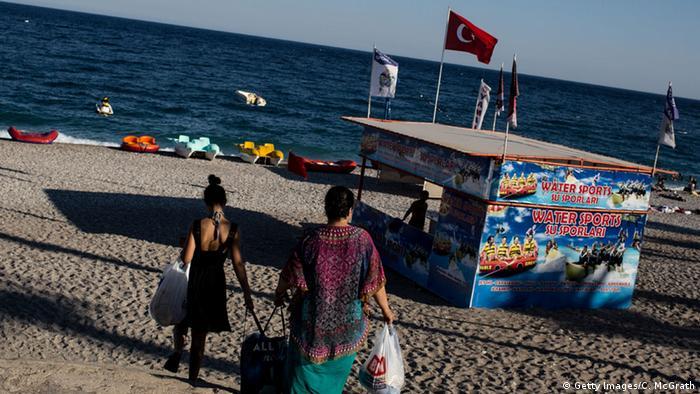 Türkei Symbolbild Tourismus Antalya