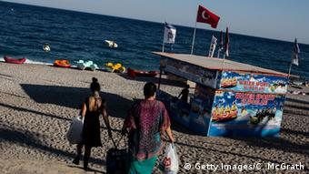 Türkei Symbolbild Tourismus Antalya (Getty Images/C. McGrath)
