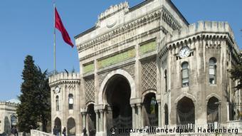 Türkei Istanbul Beyazit Universität