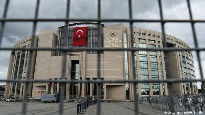 Türkei Istanbul Justizpalast Adalet Sarayi