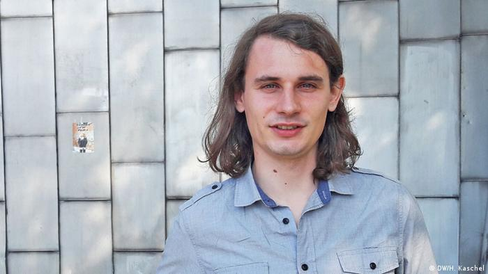 German mathematician and Professor Peter Scholze