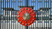 Türkei Präsidentschaftspalast Ankara