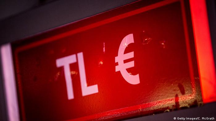 Türkei Wirtschaft Türkische Lira