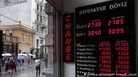 Ωρολογιακή βόμβα η τουρκική οικονομία