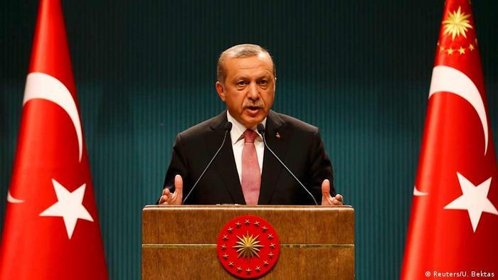Turquia: Erdogan ensaia o presidencialismo