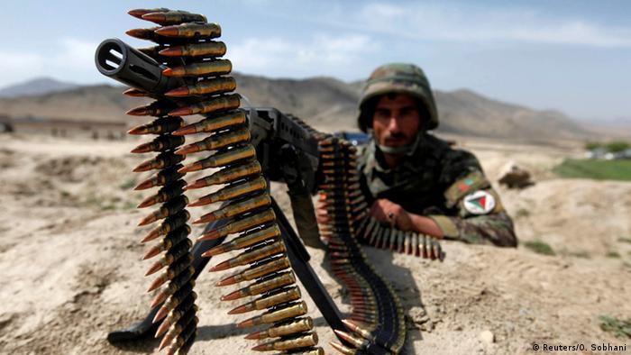 Afghanistan - Symbolbild Soldat