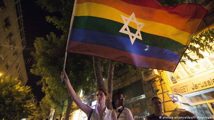 2017: Gay pride march in Jerusalem
