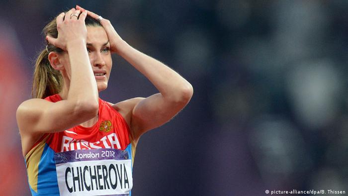 Sport - Anna Tschitscherowa