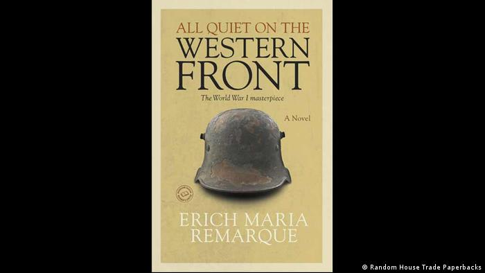 All Quiet on the Western Front by Erich Maria Remarque, Copyright: Random House Trade Paperback