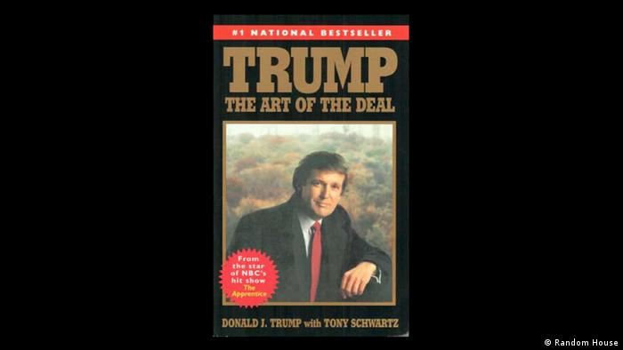 The Art of the Deal by Donald Trump, Copyright: Random House