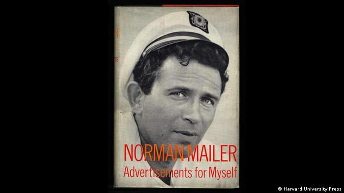 Advertisements for Myself von Norman Mailer, Copyright: Harvard University Press