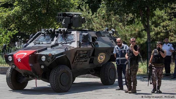 Türkei Ausnahmezustand: Folgen des Putsches (Getty Images/C. McGrath)